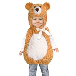 Teddy Bear toddler Halloween costume